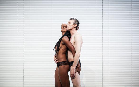 Digrâce, mis en scène par Jean-Pierre Baro, d'après le texte de John Maxwell Coetzee